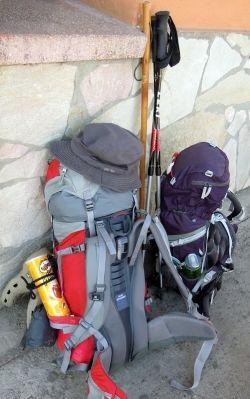 Camino de Santiago - a complete packing list.