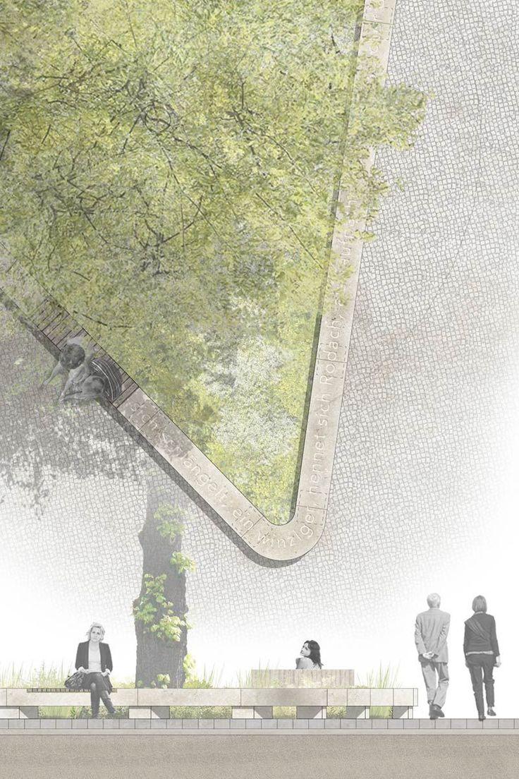 WB Neugestaltung Schlossplatz     bbz landschaftsarchitekten  