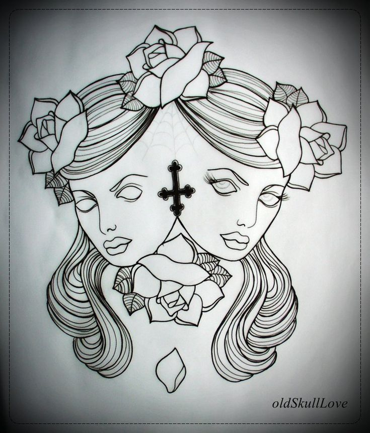 Tattoo Outlines For Girls: 28 Best Women Tattoo Outlines Images On Pinterest