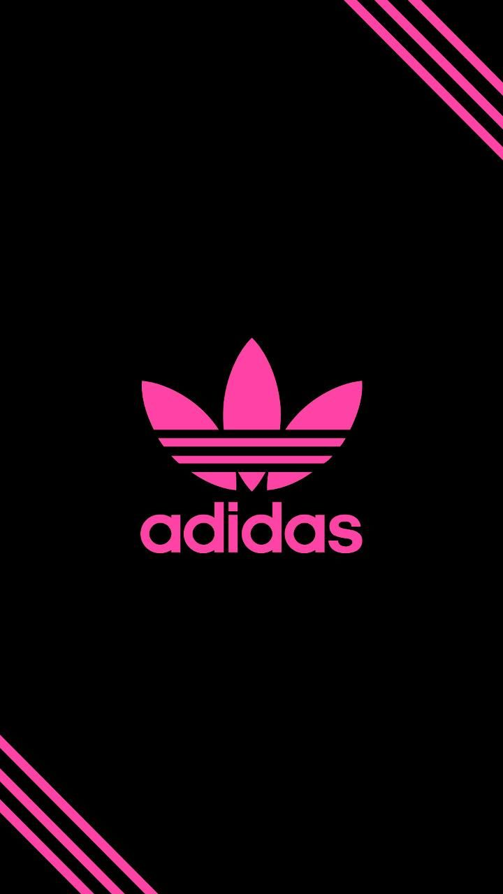 Download Pink Adidas wallpaper by Studio929 now. Browse