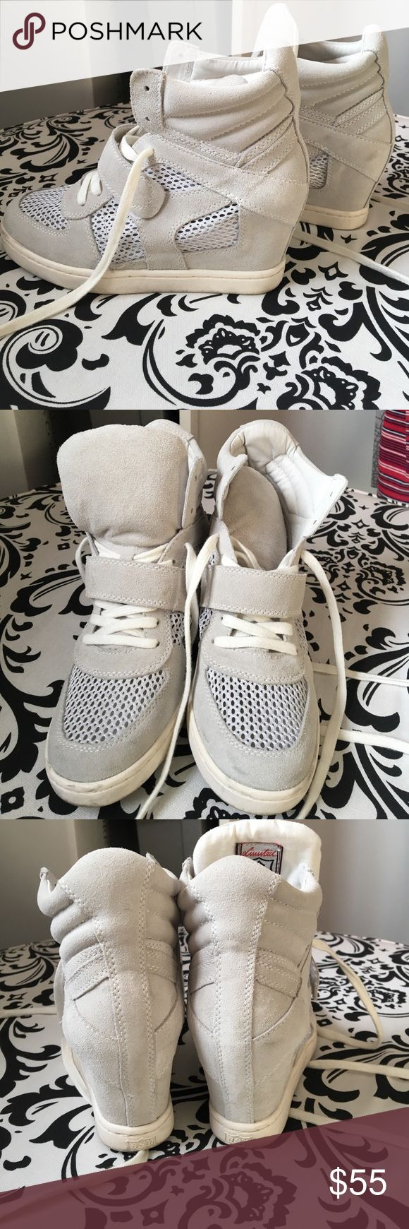 ASH sneaker wedges Worn a few times. No significant signs of wear Ash Shoes Sneakers