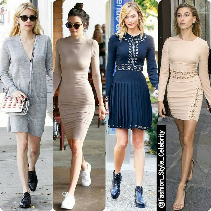 Full Sleeve Dresses#EmmaRoberts#kendalljenner#KarlieKloss#HaileyBaldwin#chic #beautiful #floral  #socialite #heels #fashionista #scarf #sunglasses #gorgeous #Perfect #perfection #colours #flats #highheels #wow #sneakers #stripes  #clothing #beauty #makeup... - Celebrity Fashion
