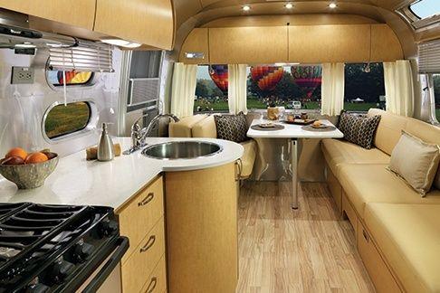 Floor Plans Airstream Interior Airstream Travel