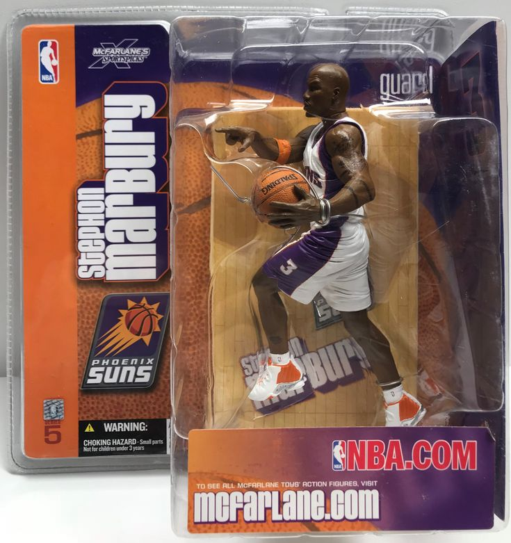 We always have the hottest Vintage Toys at The Angry Spider.  Now available: TAS038656 - 2003 ...  Check it out here: http://theangryspider.com/products/tas038656-2003-mcfarlane-toys-nba-suns-stephon-marbury?utm_campaign=social_autopilot&utm_source=pin&utm_medium=pin