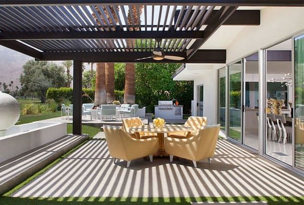 17 Elegant Pergola Designs Shaded To Perfection Modern Home