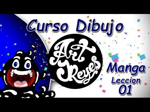 Curso Dibujo Art JReyes Manga 01 - YouTube