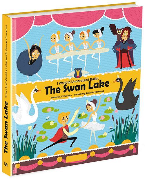 B4U Publishing - Swan Lake