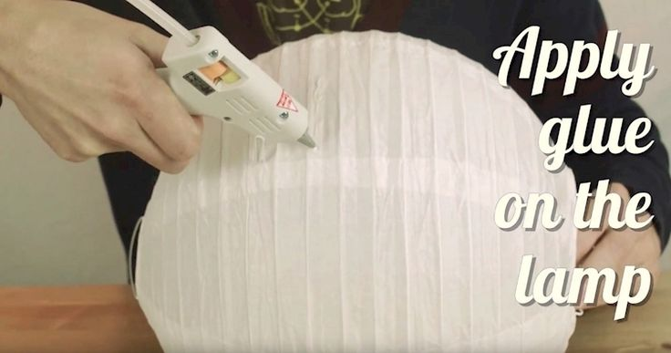 He Takes A Paper Lantern And Starts Gluing. What He Makes? Every Kid Will Love This!