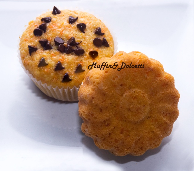 Muffin Camille (con le carote e senza latte)! Per la videoricetta clicca qui: http://youtu.be/PCBtPhYFnyc    Muffin with carrots without milk! For the recipe click: http://youtu.be/PCBtPhYFnyc