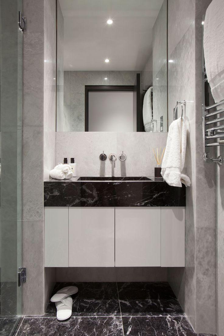 Parkside II | Bespoke Vanity Unit | JHR Interiors