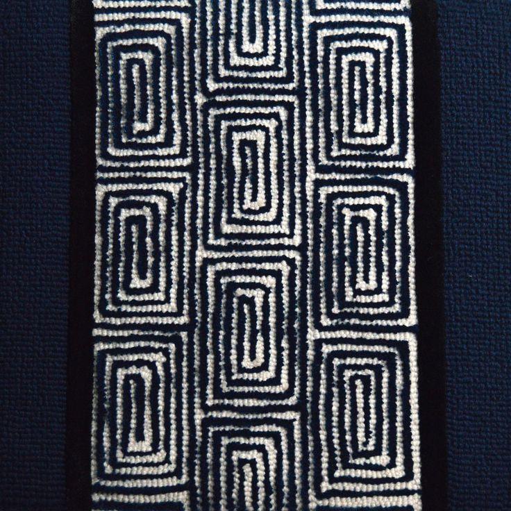 """""""Artlandia"""" Kalogridis International. Custom luxury aircraft carpets."""