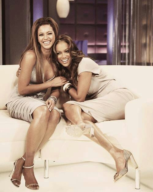 Tyra Banks Family: 80 Best Tyra Banks Images On Pinterest