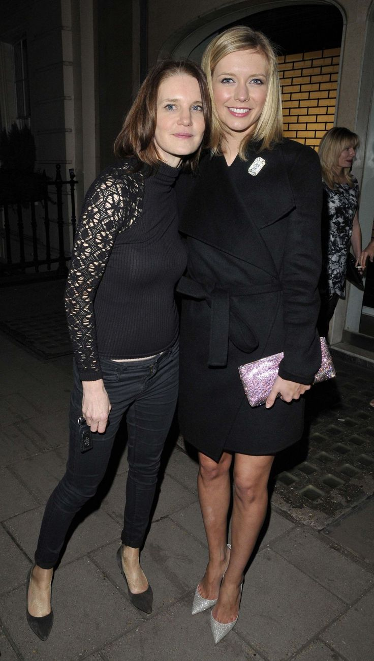 Rachel Riley and Susie Dent coming at Radio Times Cover Party - http://celebs-life.com/?p=82206