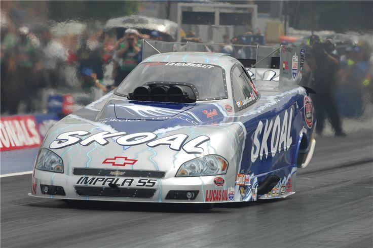 "2007 CHEVROLET IMPALA SS ""SKOAL"" FUNNY CAR"