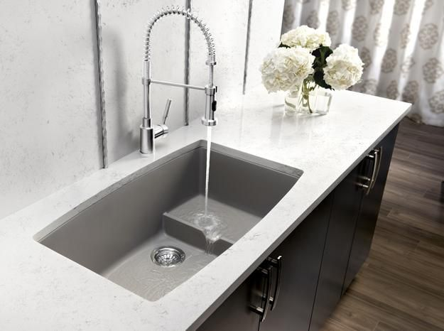 Unusual Kitchen Sinks 51 best blanco kindred kitchen sinks and faucets images on 51 best blanco kindred kitchen sinks and faucets images on pinterest faucets kitchen ideas and kitchen sinks workwithnaturefo