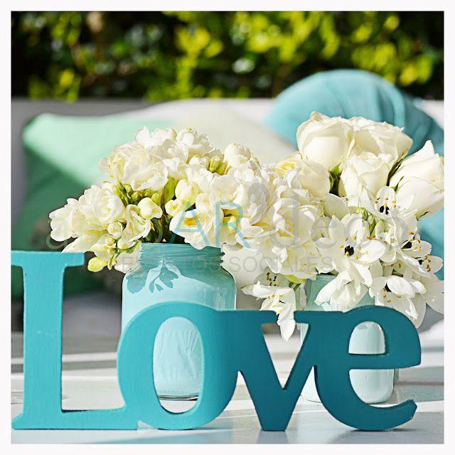 Casamiento en turquezas y aguamarina! Turquoise & aquamarine Wedding!