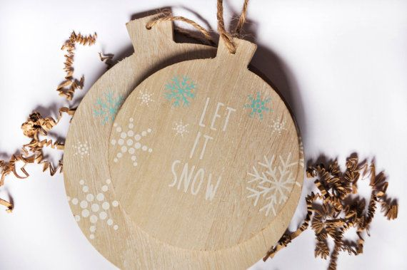 Christmas Ornament Handmade Christmas by CakeToppersJust4You
