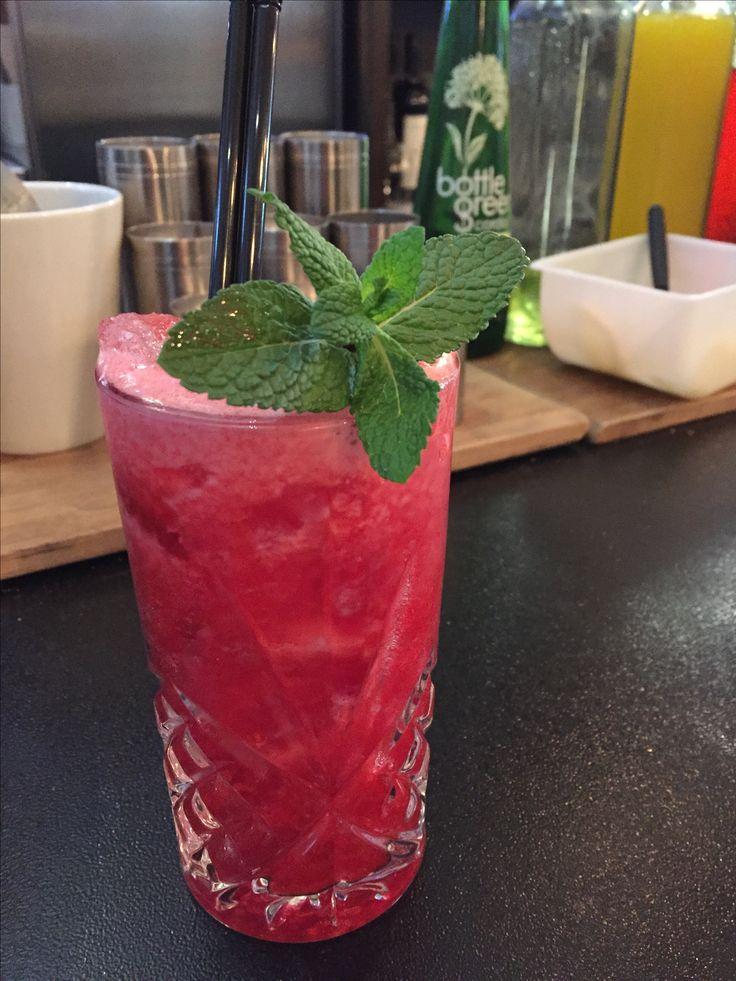 Berry Blast Mocktail