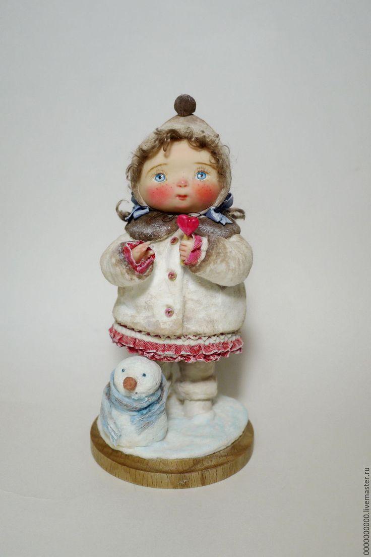 авторская кукла Улечка - авторская кукла купить, куклы авторские, Авторские игрушки