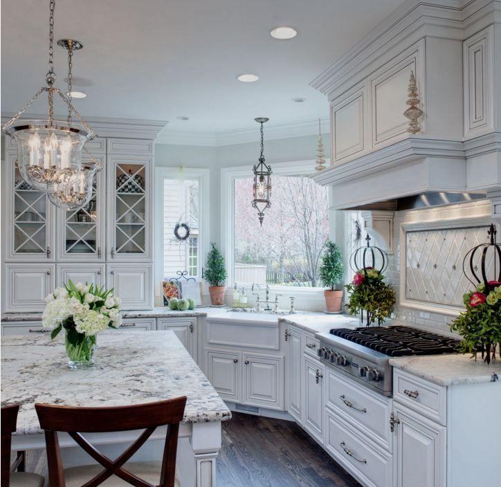 309 best Granit Arbeitsplatten images on Pinterest | Kitchen ideas ...