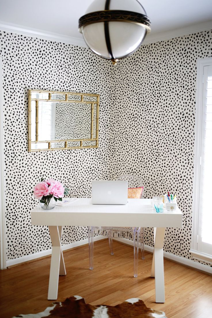 Excellent 15 Must See Office Wallpaper Pins Home Office Desks Ikea Home Largest Home Design Picture Inspirations Pitcheantrous