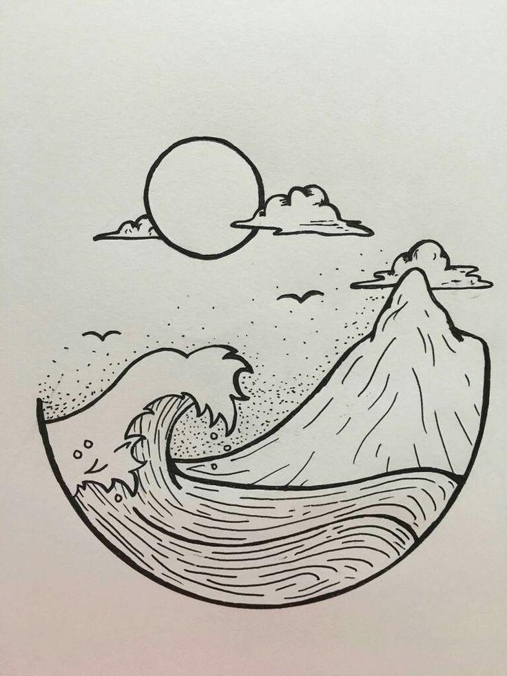 Doodle Drawings Easy Doodle Drawings Art Drawings Sketches Simple Art Drawings Cool Art Drawings