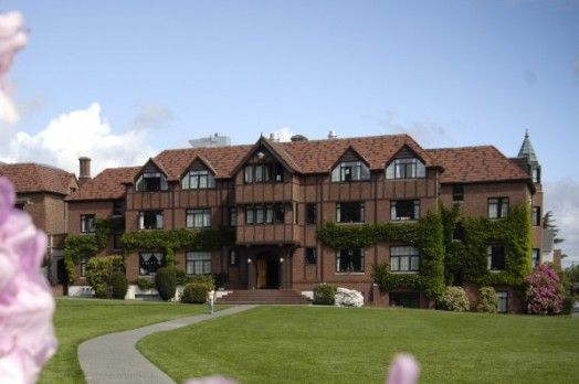 Schiff Hall at University of Puget Sound | Higher Ed Love ...