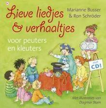 Lieve liedjes en verhaaltjes voor peuters en kleuters   The house of books