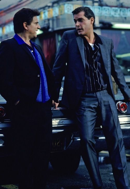 GoodFellas - Joe Pesci and Ray Liotta