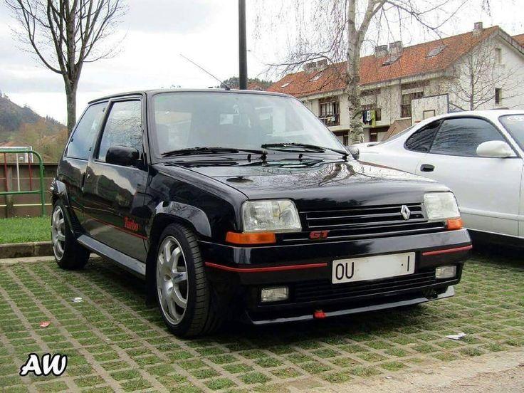 Renault 5 #renault