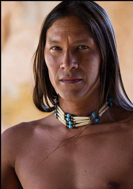 First Nations actor & model: Rick Mora                                                                                                                                                      Plus