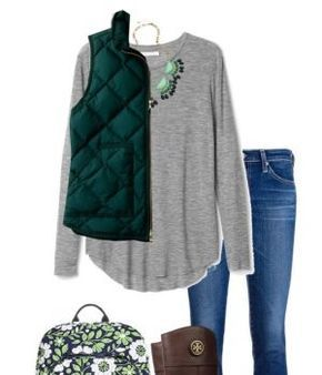 College Fashion: 20 Cute College Outfits – outfits