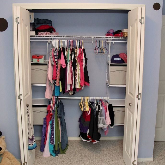 I Have Partnered With Home Depot Canada To Tackle The Closet Chaos In Our Ho Home Depot Closet Rubbermaid Closet Home Depot Closet Organizer