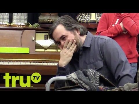 Impractical Jokers - Q's Auction House Meltdown - YouTube