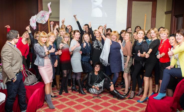 Business women with Class, Sopot, Poland