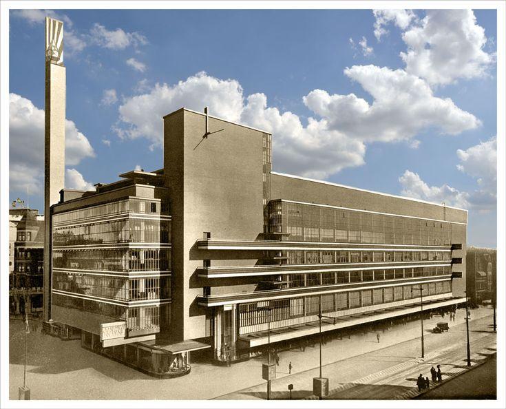 """Department Store """"De Bijenkorf"""" Rotterdam"""