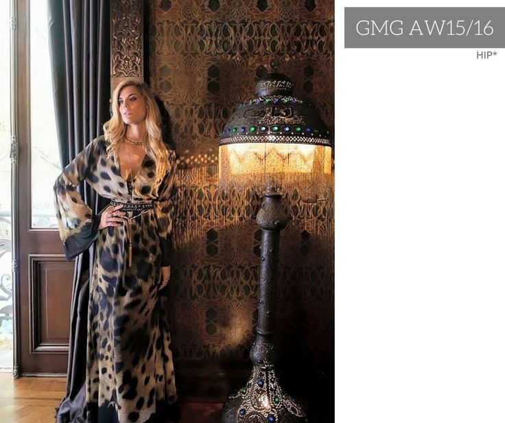 Gmg Fashion - Print Maxi Dress  #Hip #Hipyourstyle #Tshirts #Woman #Womens #Look #LookBook #Fashion #Style #Dresses #Top #GMG #GMG_Fashion #Brand #New_In #New_Arrivals #AW15 #Colletion #Fall #Winter #Rhodes #Greece