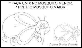 Atividade sobre Dengue