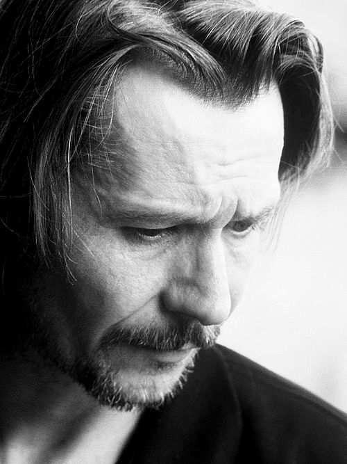 "Gary Oldman | ""What other people think of me is none of my business."""
