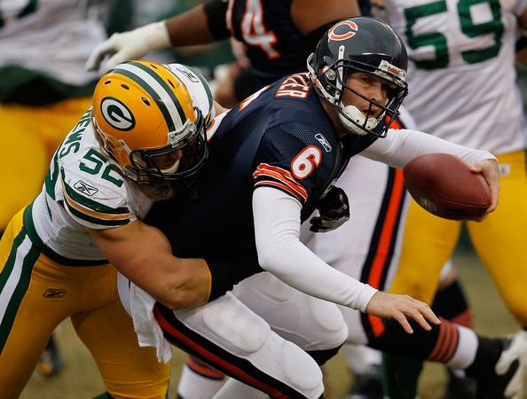 How Can Jay Cutler Overcome the Green Bay Packers?