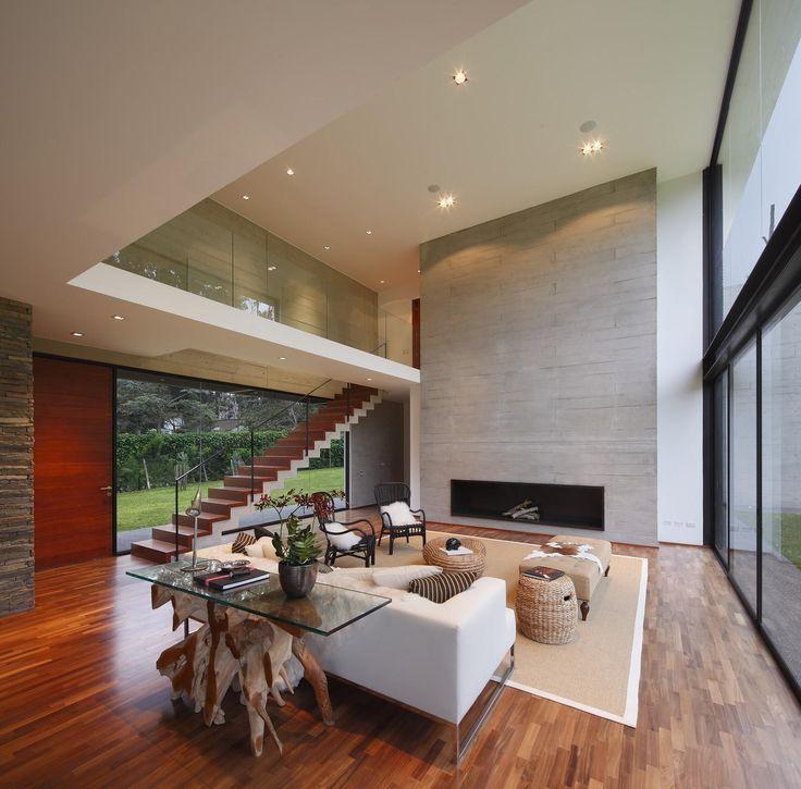 Lovely Traumhaus, Rund Ums Haus, Runde, Moderne Häuser, Peru, Architekturdesign,  Moderne Einrichtung, Haus Innenräume, Wohnzimmer