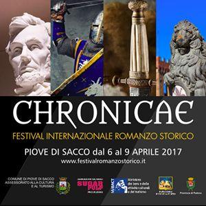 Italia Medievale: Chronicae. Festival Internazionale del Romanzo Storico