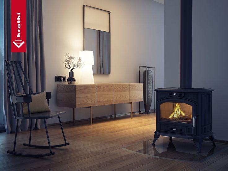 Stove KOZA K6 #kratkipl #kratki #stove #interior #livingroom