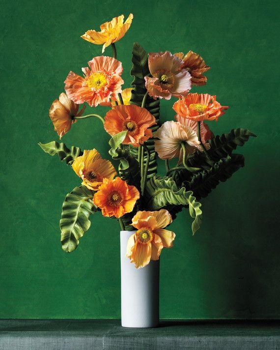 111 best Floral ideas images on Pinterest | Floral ... Ruffled Birds Nest Fern