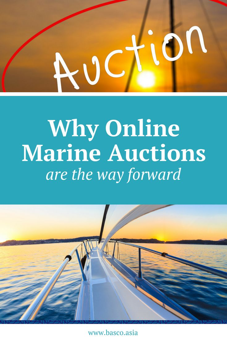 Why online marine auctions are the way forward boats