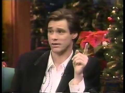 Best Jim Carrey Interview Ever!! The Tonight Show 1994 with Jay Leno - D...