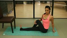 Stretching for a Bruised Rib (Video) by Amber Nimedez
