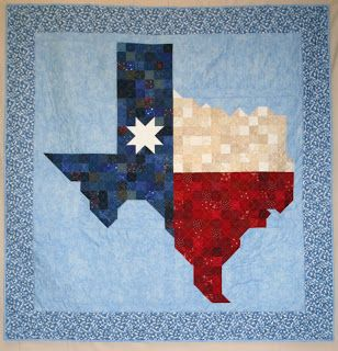 Texas quilt, wow...I REALLY need to get this pattern for my next quilt!!