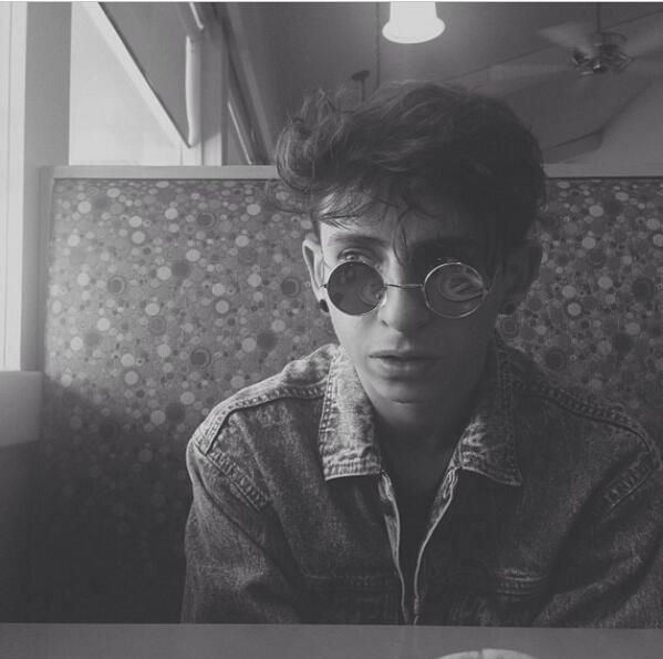 Moises Arias (April 12, 1994) American actor (known from the series of Hannah Montanah).