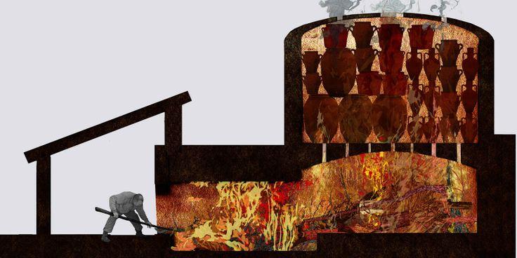 26 best images about barro on pinterest dibujo popular for Calcomanias para ceramica horno